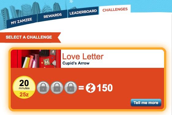 Zamzee_Challenges